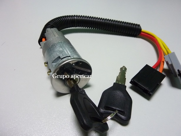 4414256 Clausor Completo Opel Vivaro